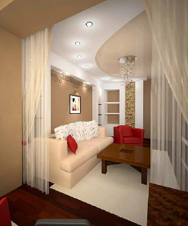 Фото дизайн 2 х комнатной квартиры в панельном доме