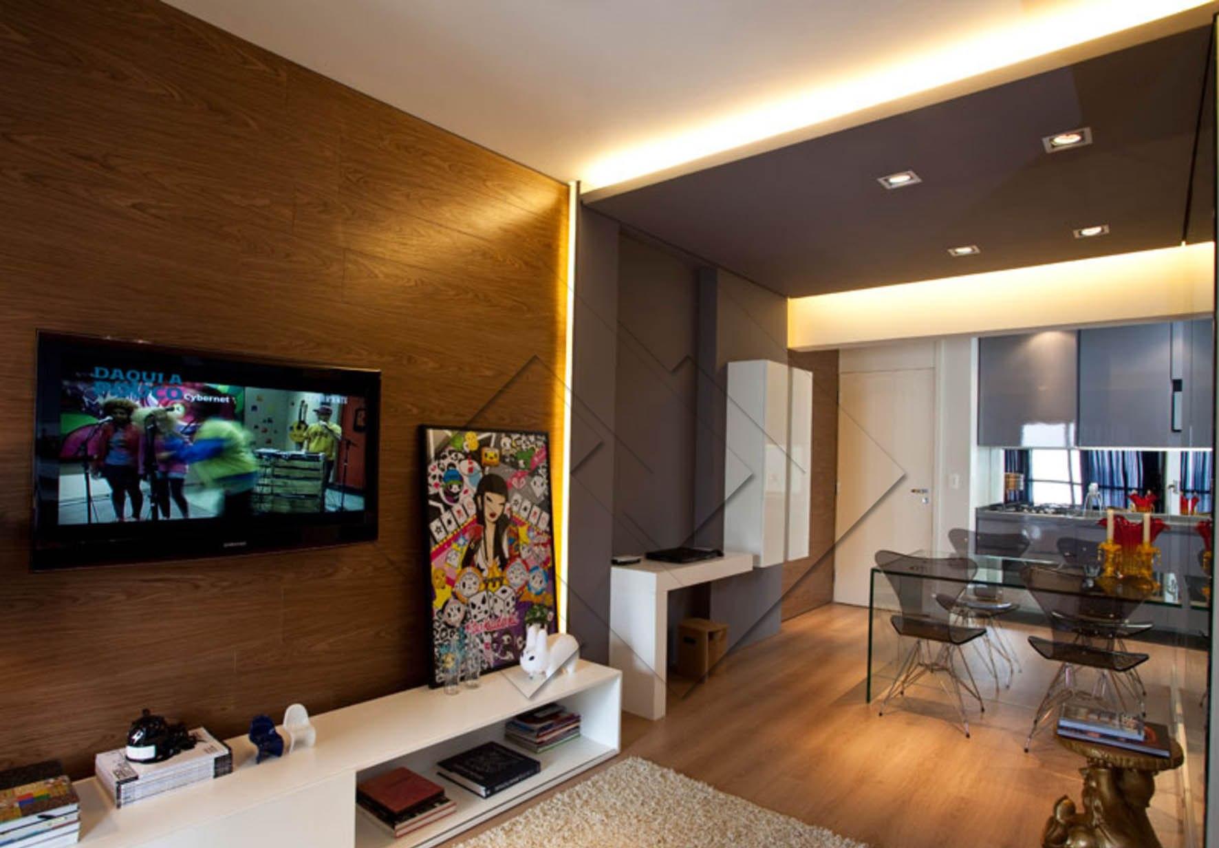 Дизайн комнаты студио