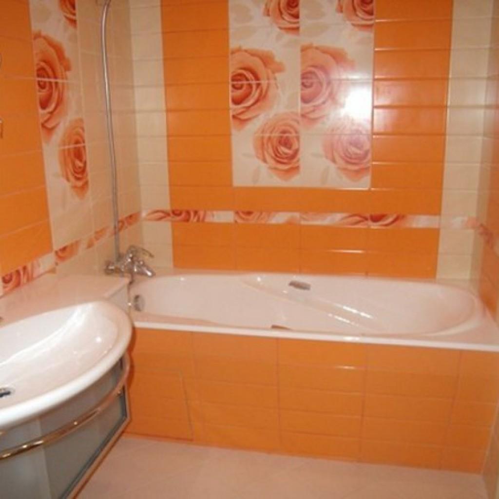 Ремонт в маленькой ванной комнате своими руками недорого фото