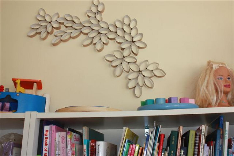 Как сделать что-нибудь для комнаты своими руками
