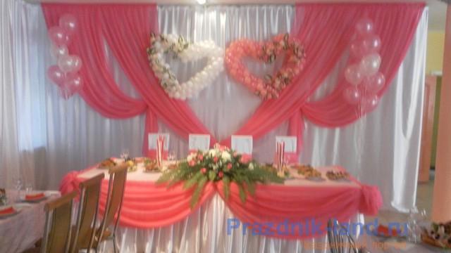 """Украшение свадебного стола жениха и невесты своими руками """" Картинки и фотографии дизайна квартир, домов, коттеджей"""