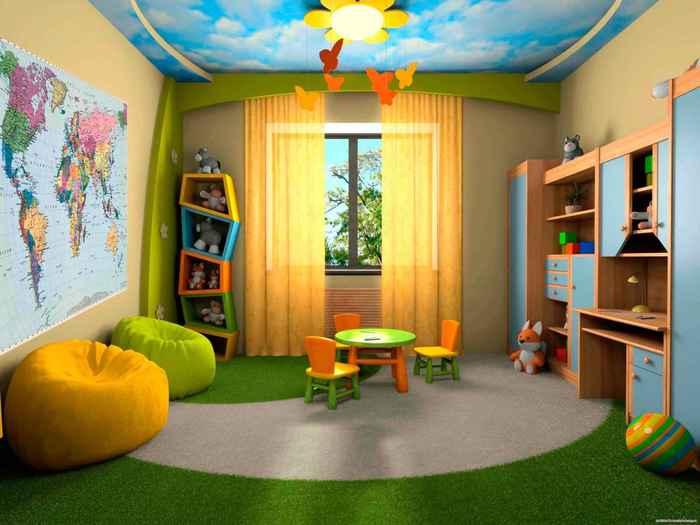 Дизайн помещения своими руками