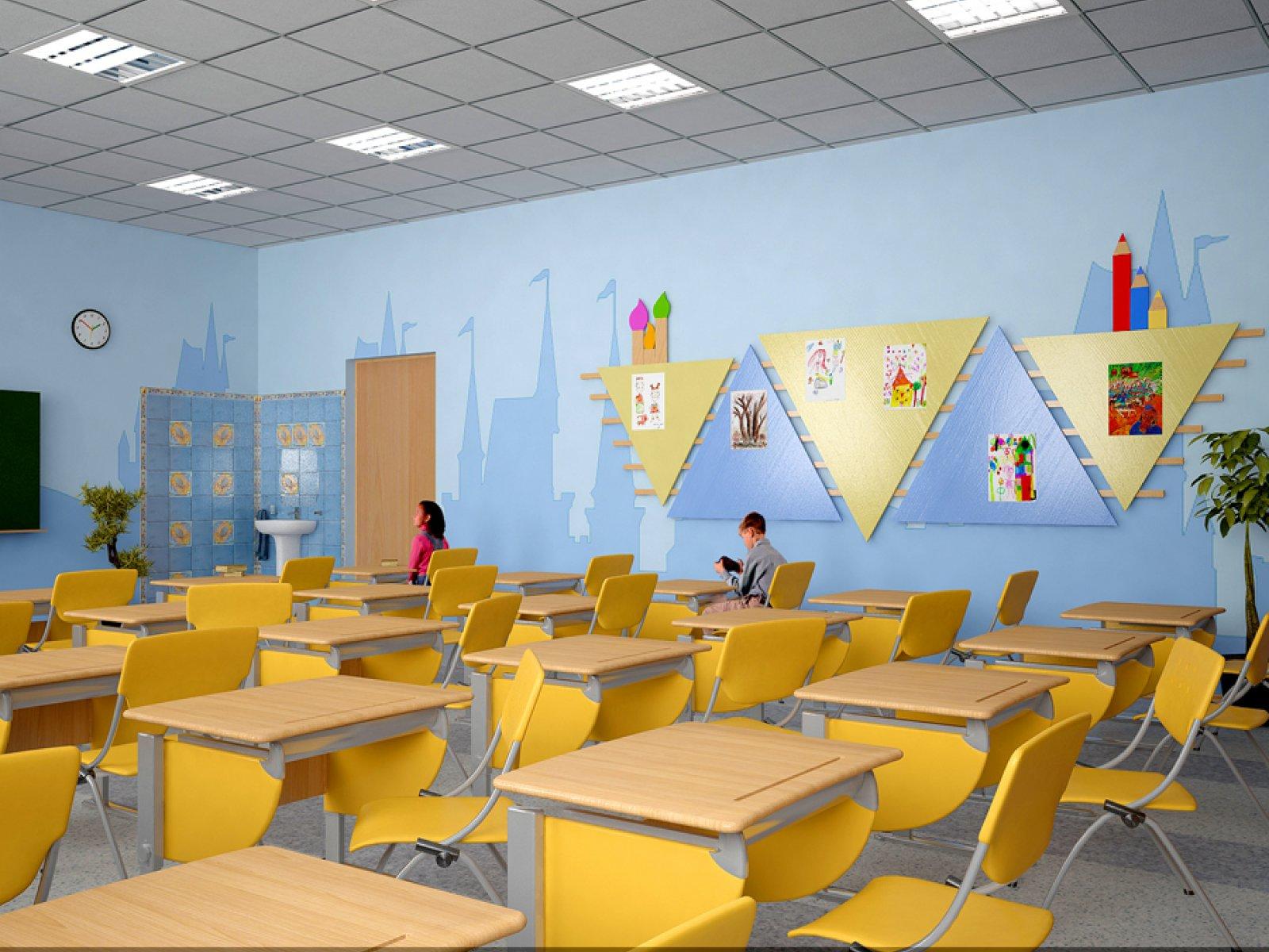Как украсить школьный кабинет своими руками фото 60