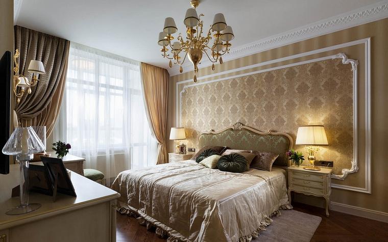 Дизайн интерьера спальни реальные