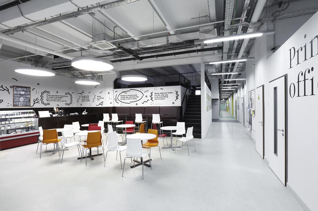 Фото британская школа дизайна