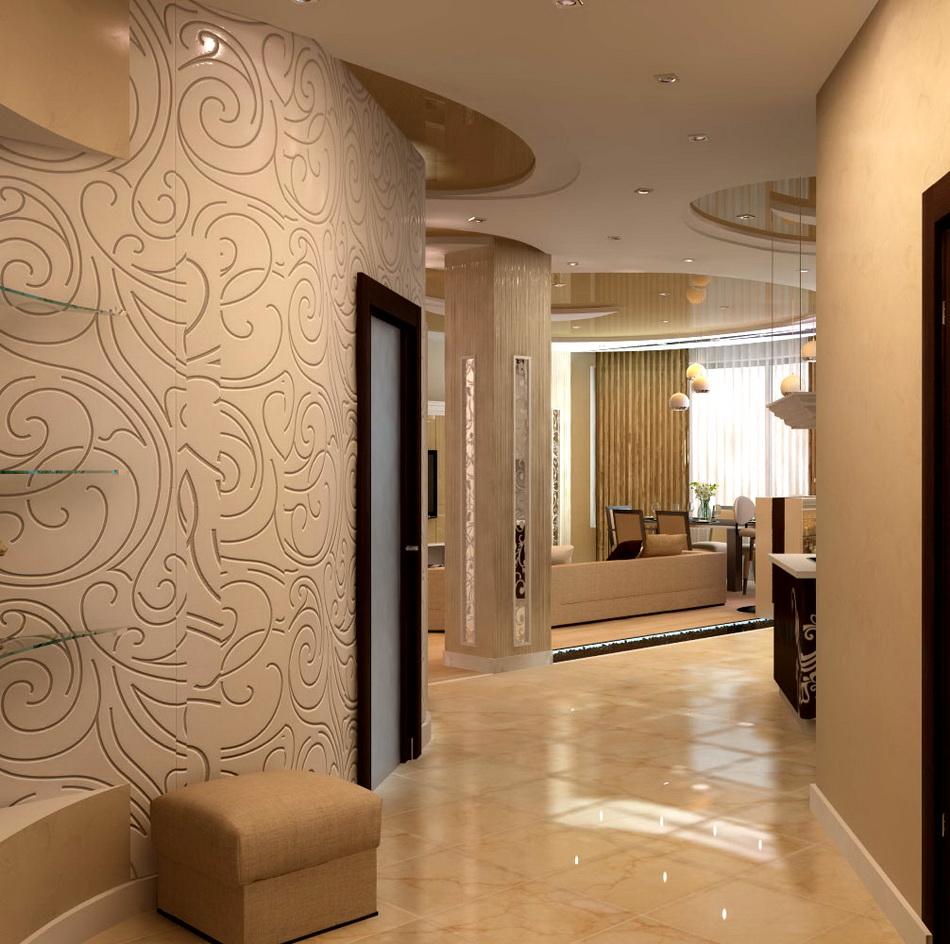 Коридор в квартирах дизайн