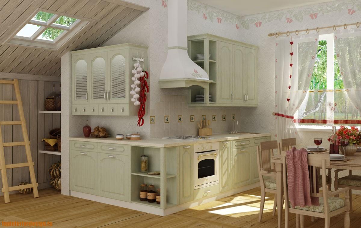 Как сделать дом в стиле прованс своими руками