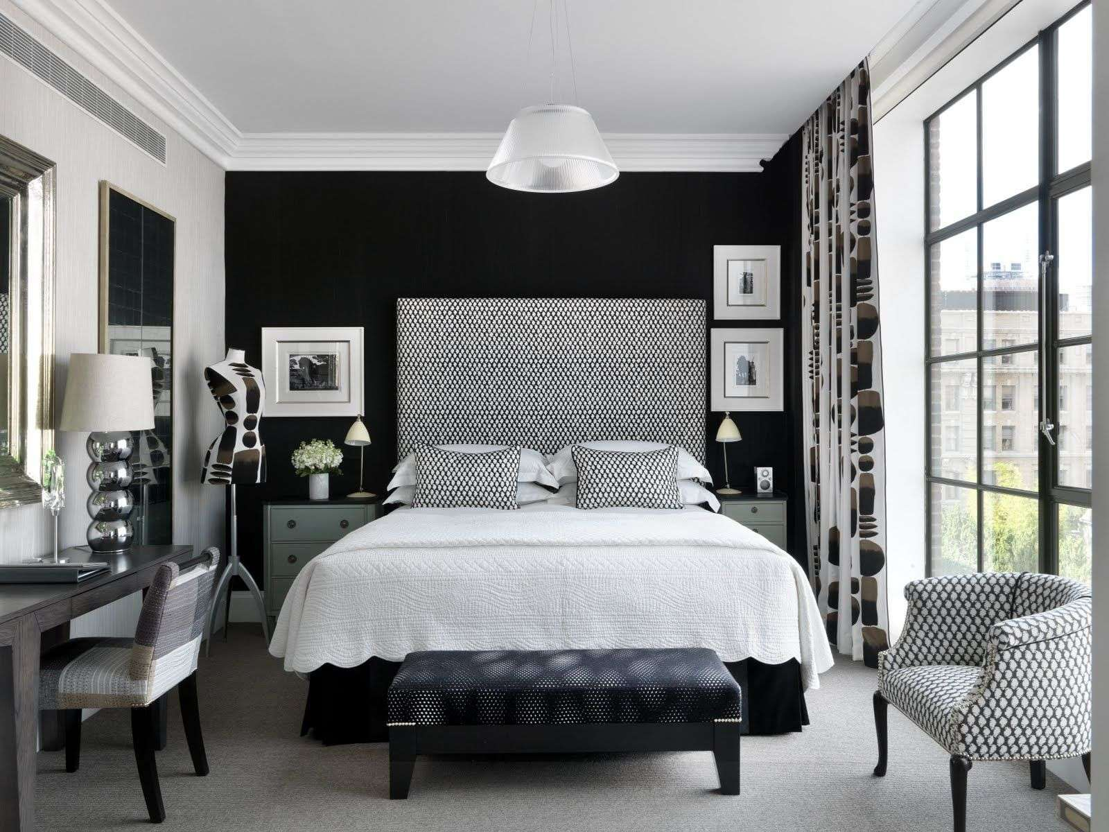 Silver Grey Bedroom Decor Ideas  Leandrow Blog
