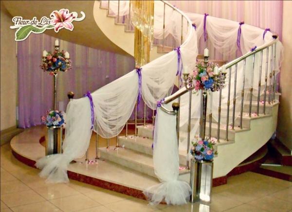 Как украсить дом на свадьбу дома