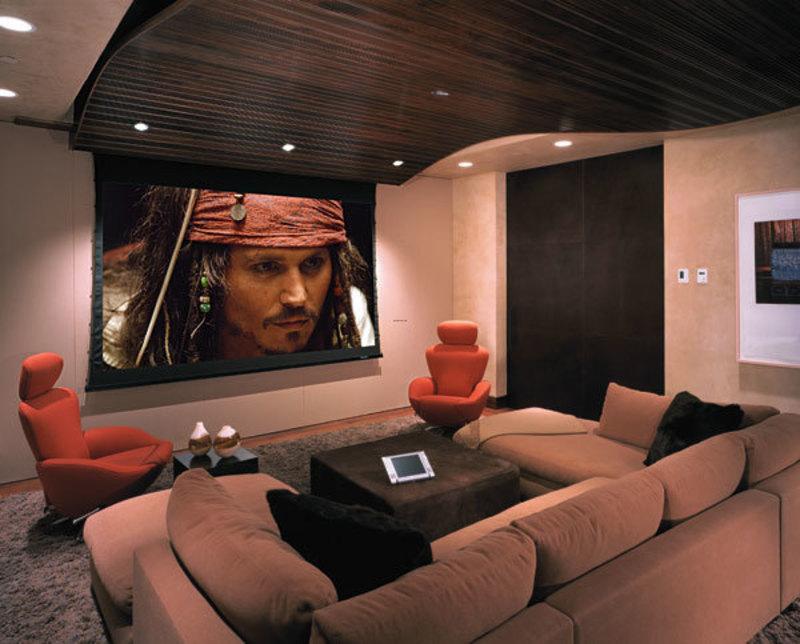 Как дома сделать проектор для кинотеатра