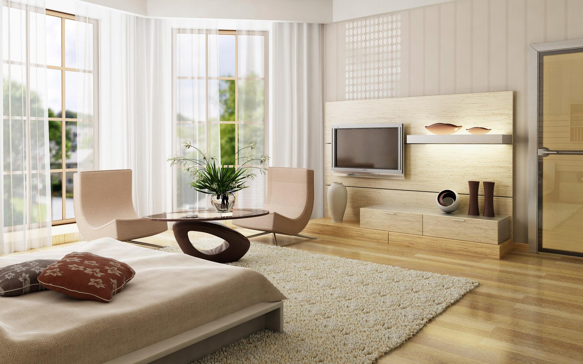 Фото квартирный интерьер