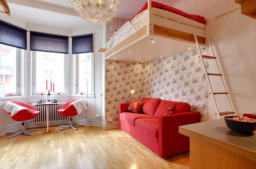 Ремонты однокомнатных квартир