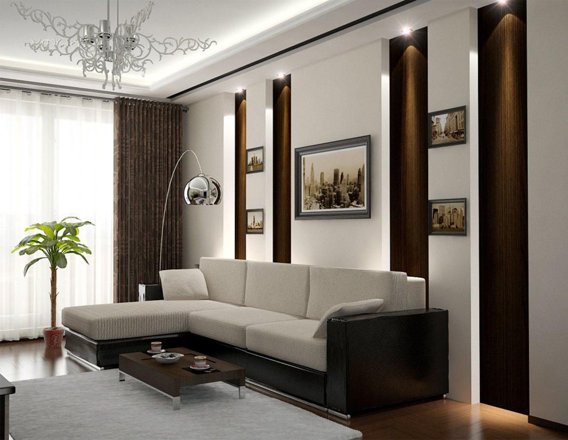 дизайн в панельном доме зала 18 кв.м фото