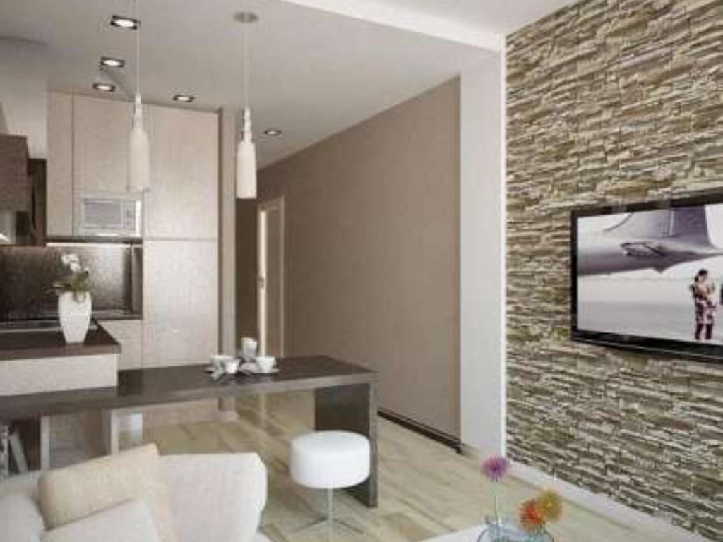 Дизайн кухни в квартире-студии: 11 главных принципов