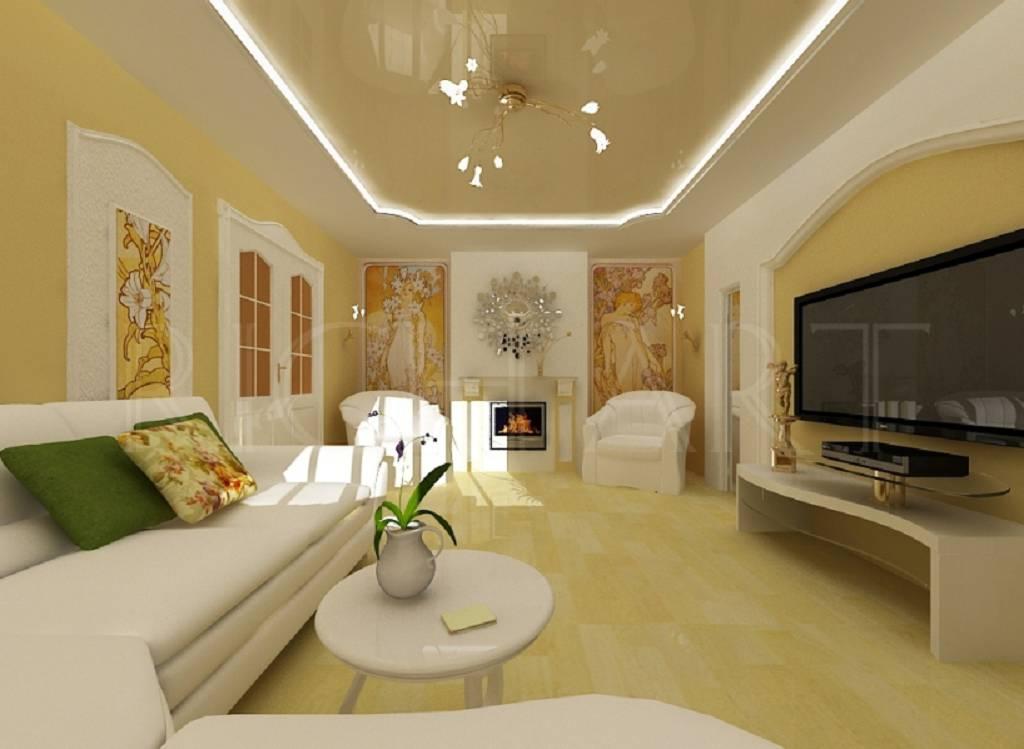 Дизайн модерн квартиры