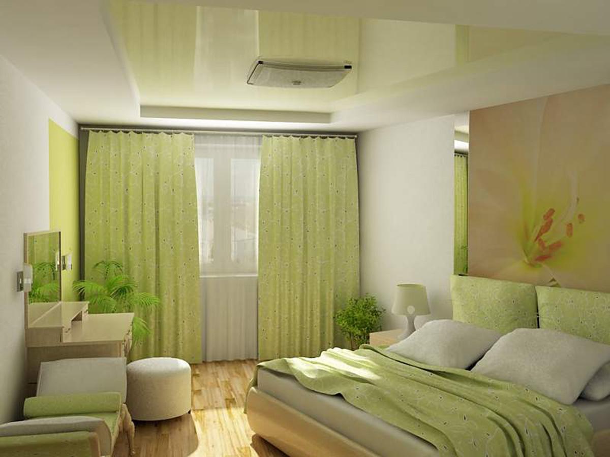 Дизайн спальни 11 кв м в современном стиле планировка