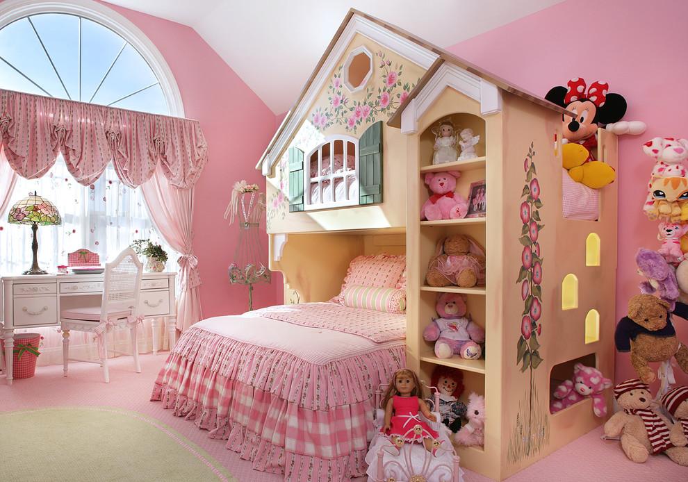 Делаем комнату для девочки своими руками