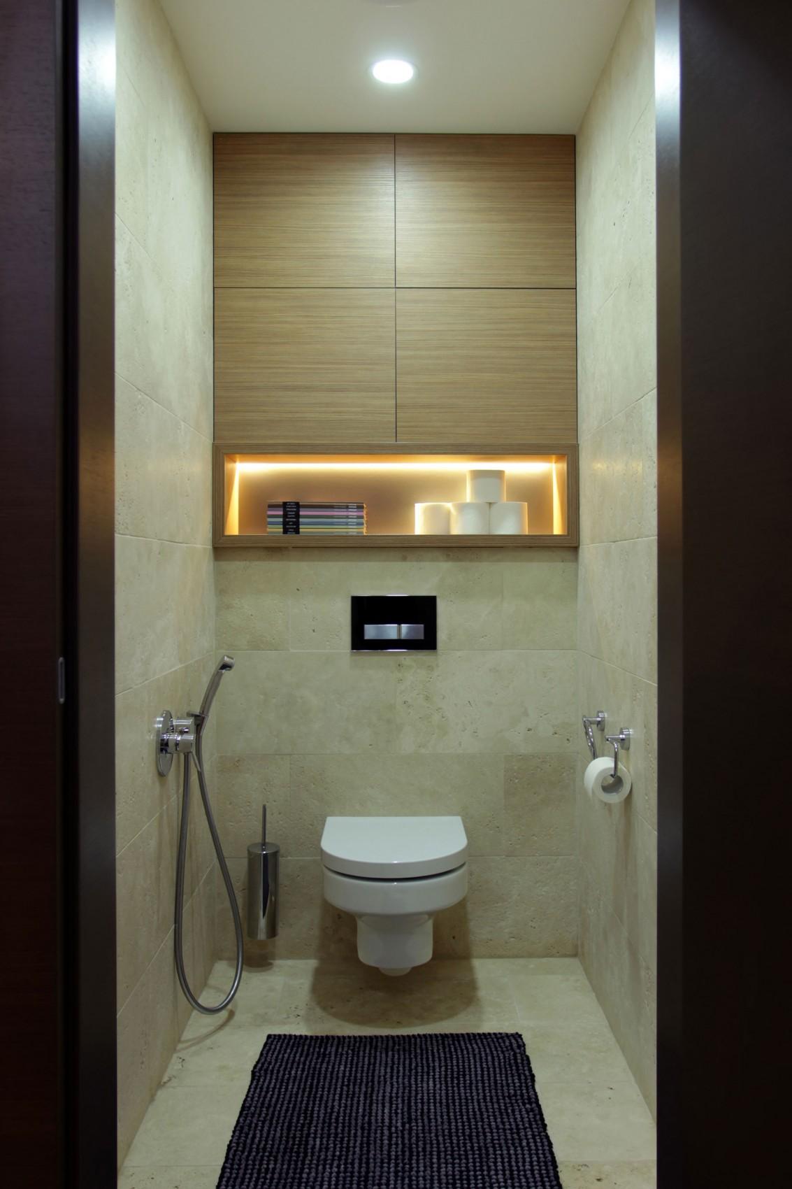 Интерьер маленького туалета в квартире фото 2016