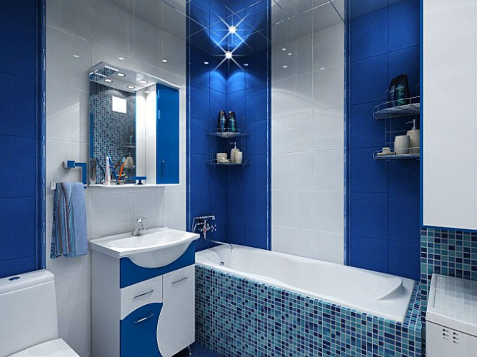 Дизайн для ванной комнаты