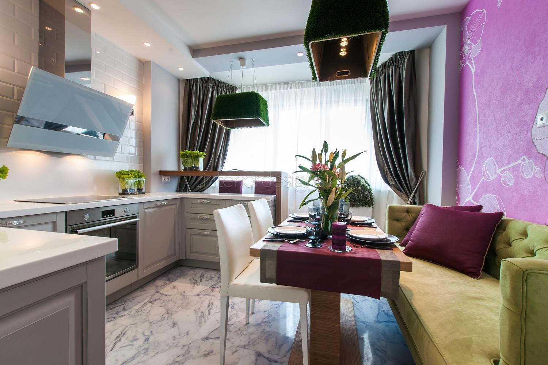 Современный дизайн 10 кв м. кухни фото