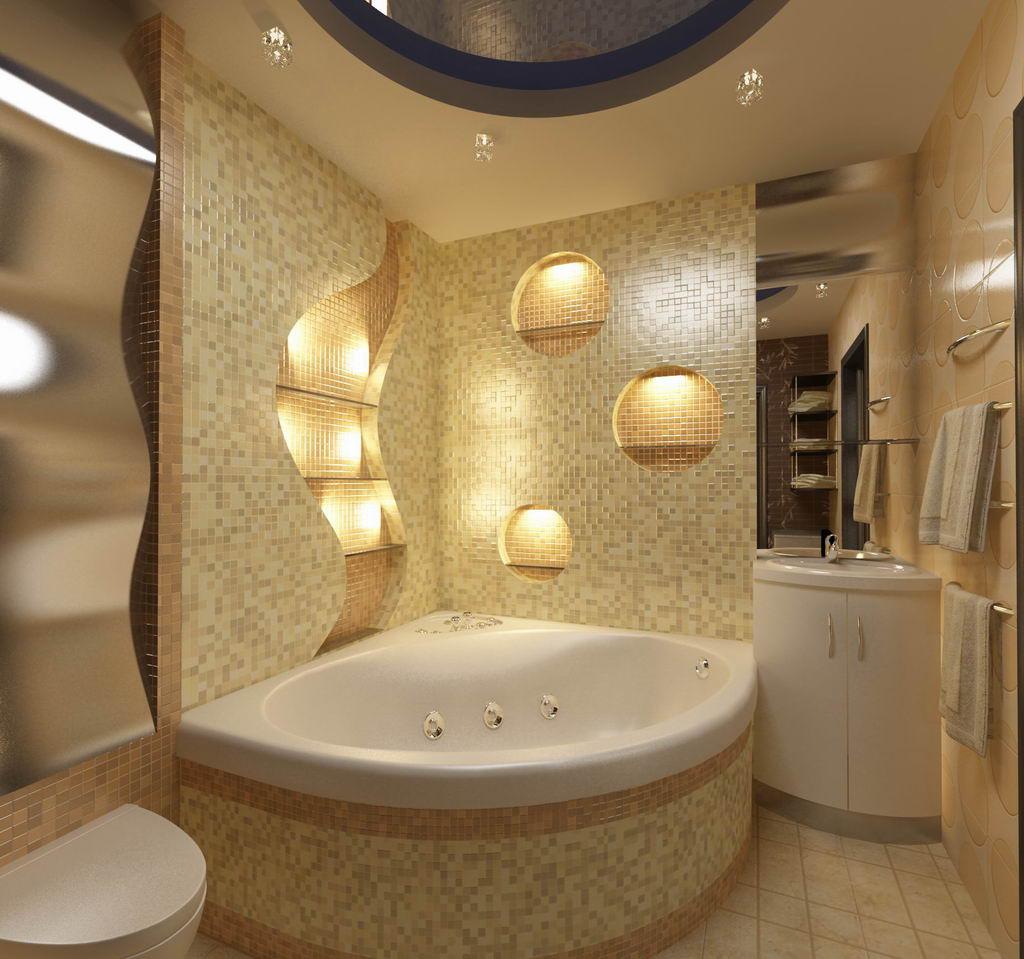 Фото дизайн интерьера ванная комната