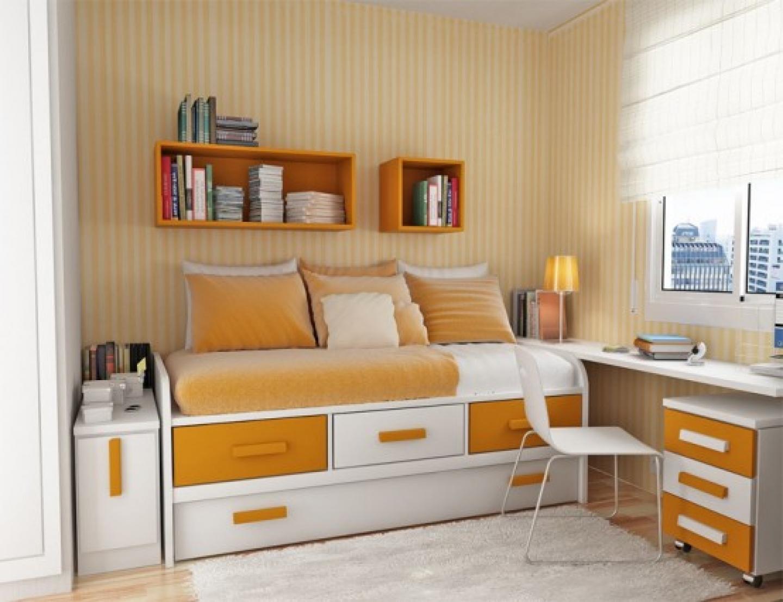 Спальня дизайн маленькая детская