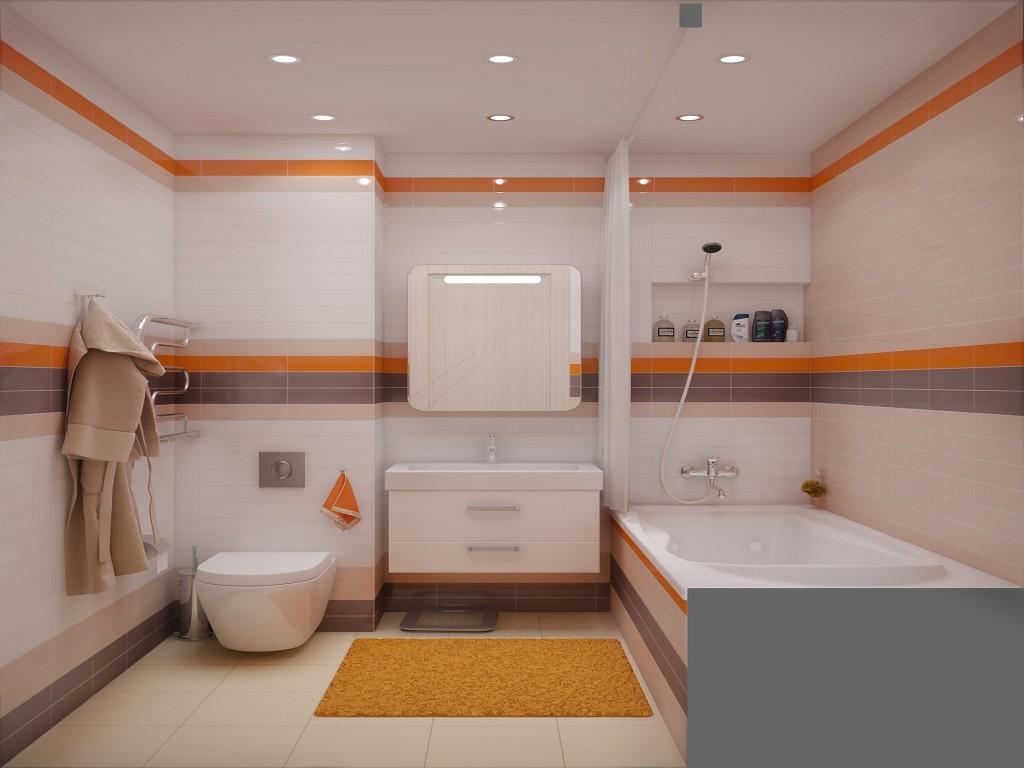 Ванна совмещенная с туалетом дизайн