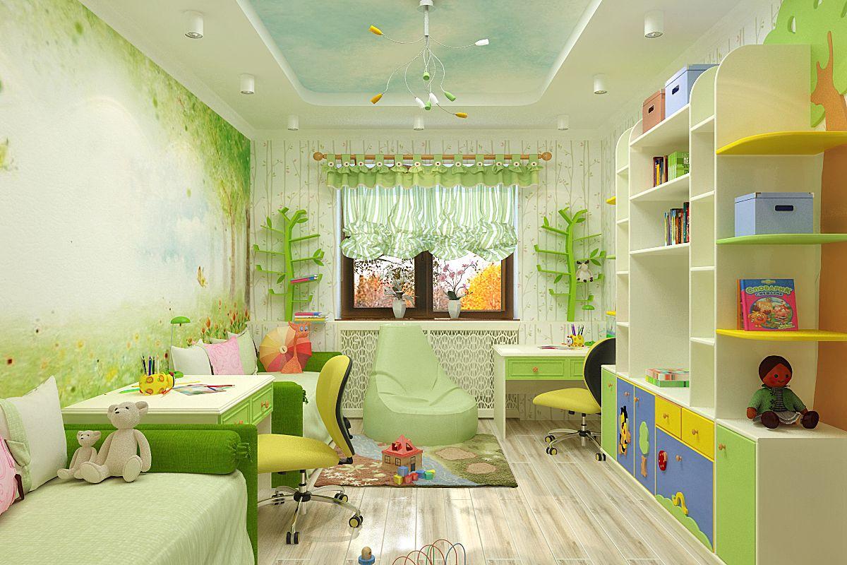 Фото идеи для детской