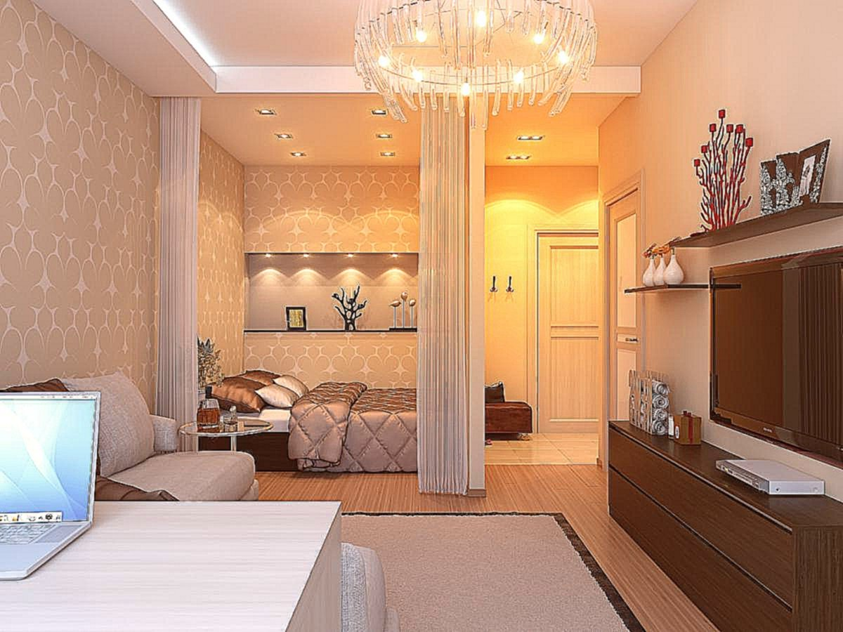 Дизайн квартир с нишами фото