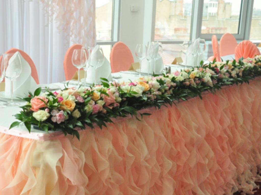 """Оформление свадебного стола своими руками видео """" Картинки и фотографии дизайна квартир, домов, коттеджей"""
