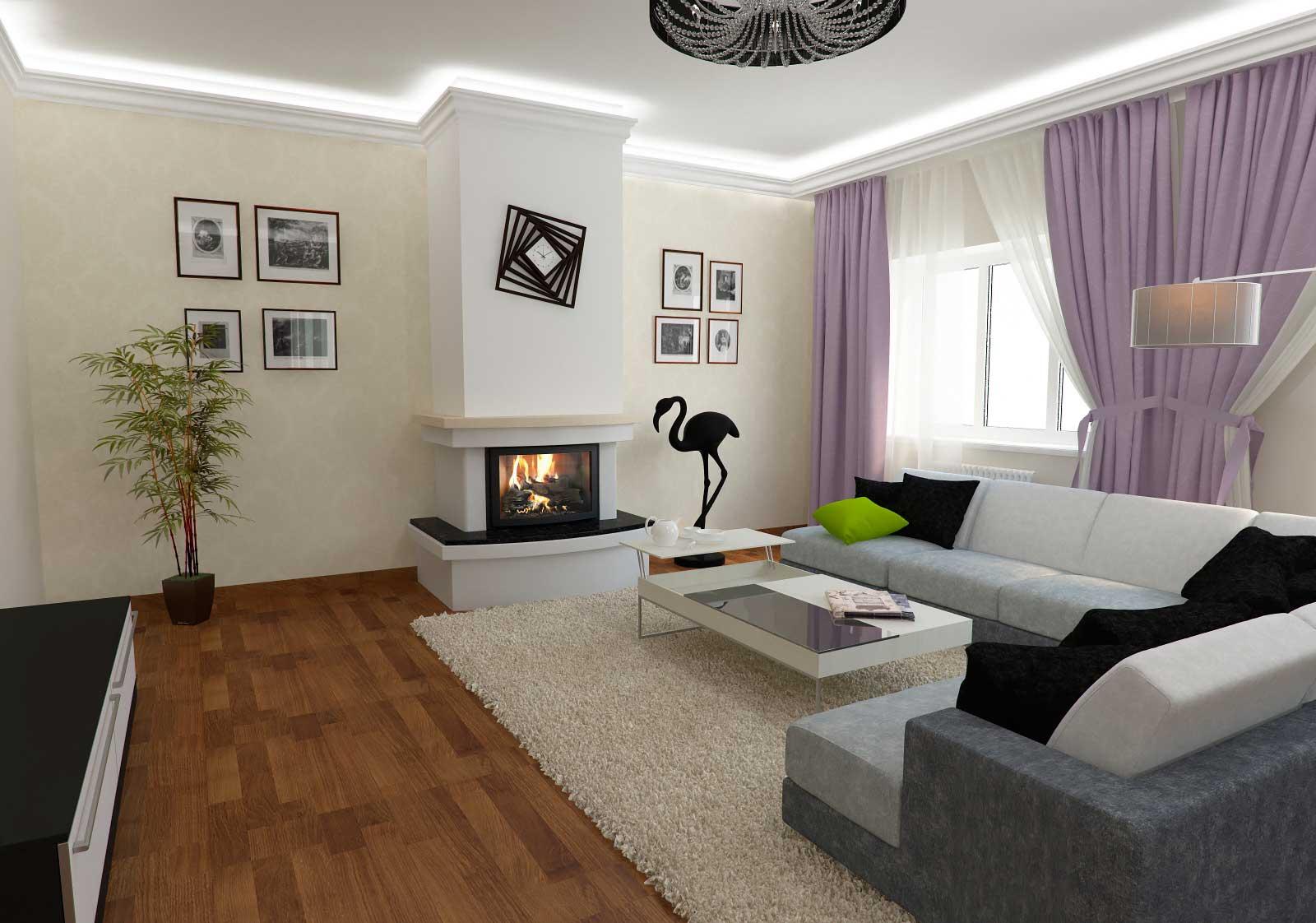 Гостиной интерьер дизайн