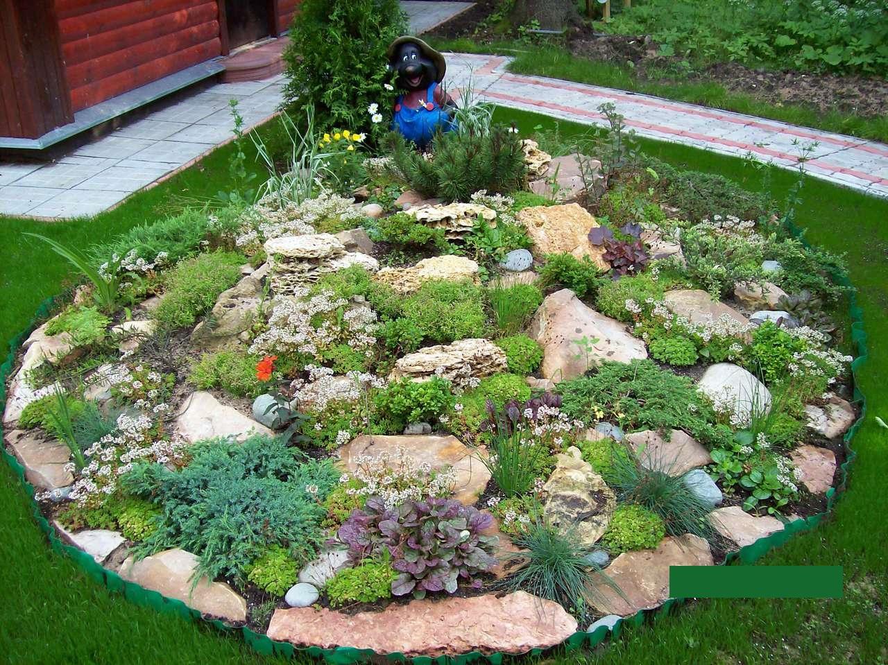 Ландшафтный дизайн загородного участка своими руками