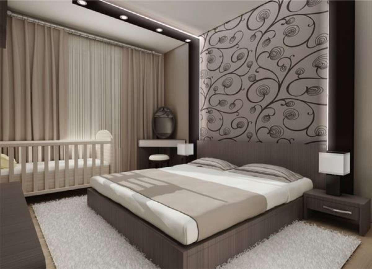 Ремонт спальни своими руками фото и идеи обычный зал