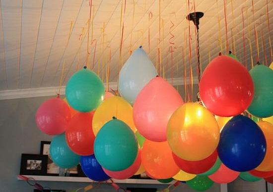 Как в домашних условиях сделать гелий для шаров