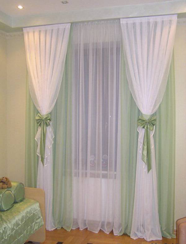 Как сшить шторы в спальню своими руками выкройки