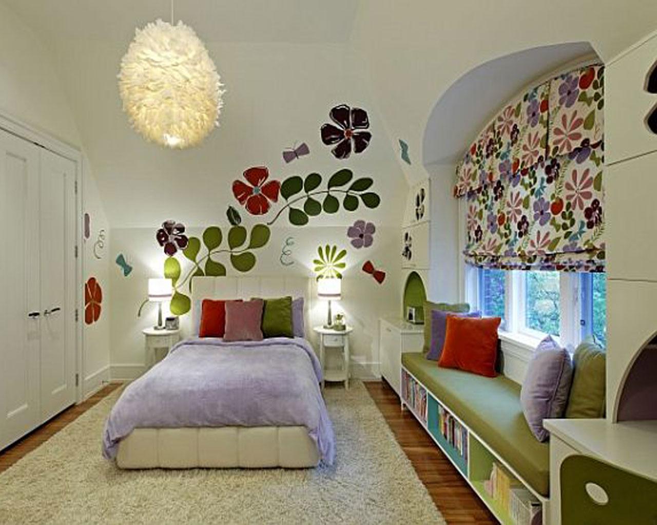 Украсить комнату для подростка девушки своими руками