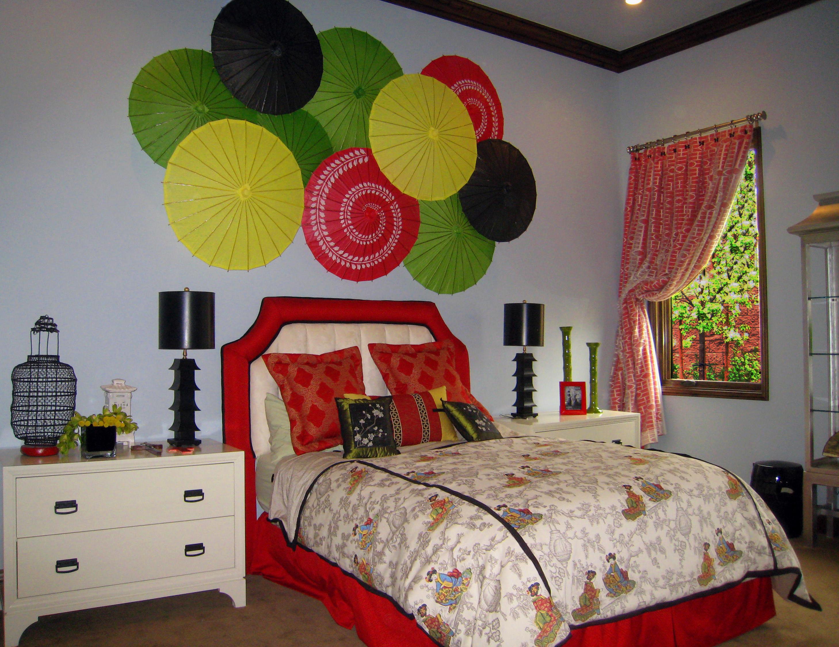 Как украсить комнату подростка из подручных материалов