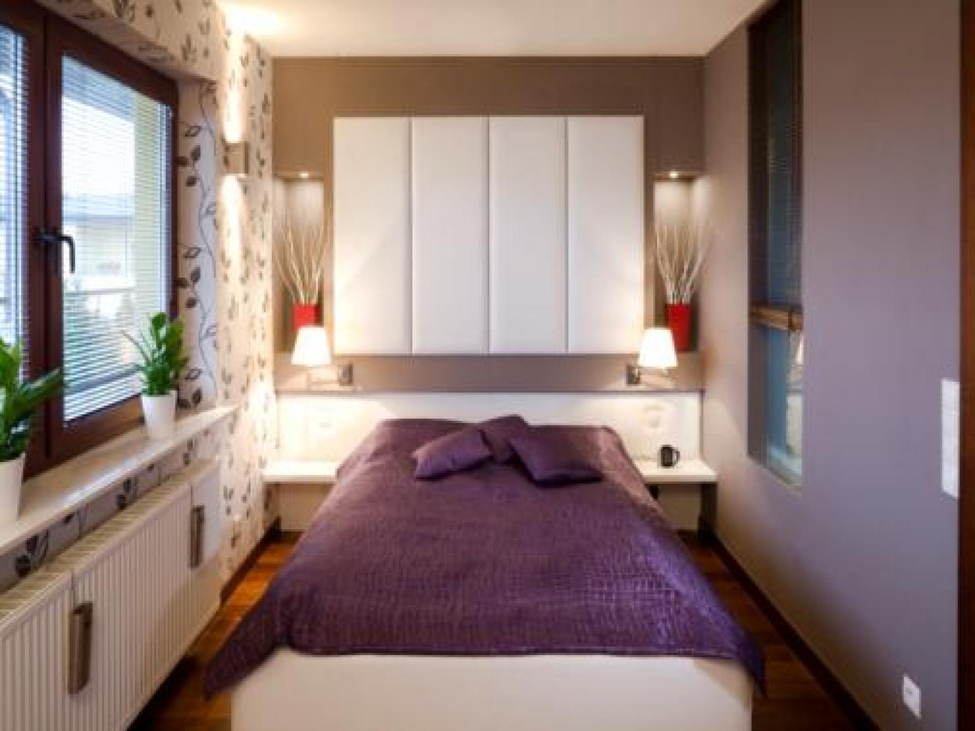 Дизайн спальни в маленькой комнате фото 2015 современные идеи