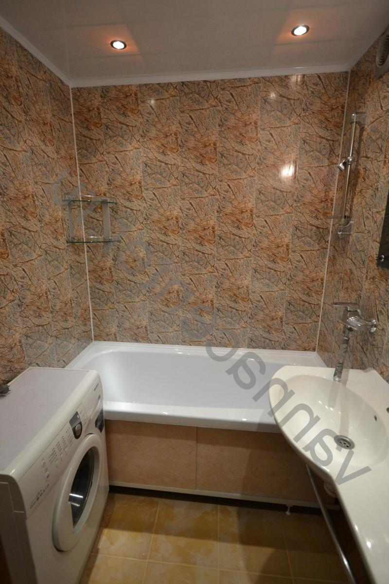 Дизайн ванной комнаты панелями пвх в хрущевке