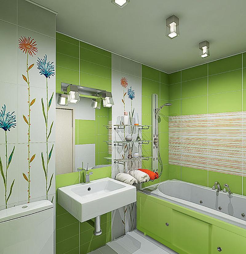 Интерьер ванной комнаты фото в хрущевке