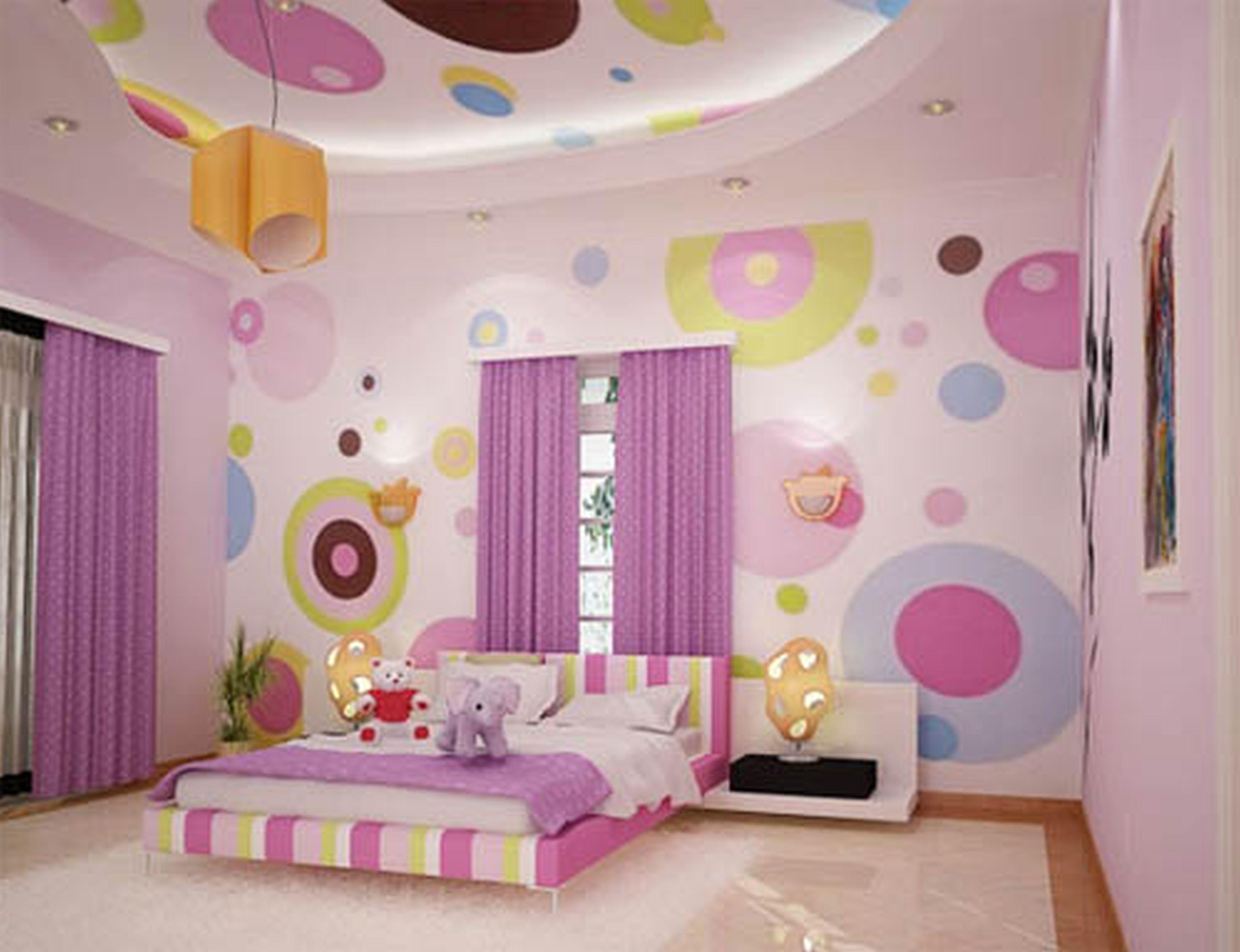 Как Сделать Дизайн Детской Комнаты Для Девочки Своими Руками 32