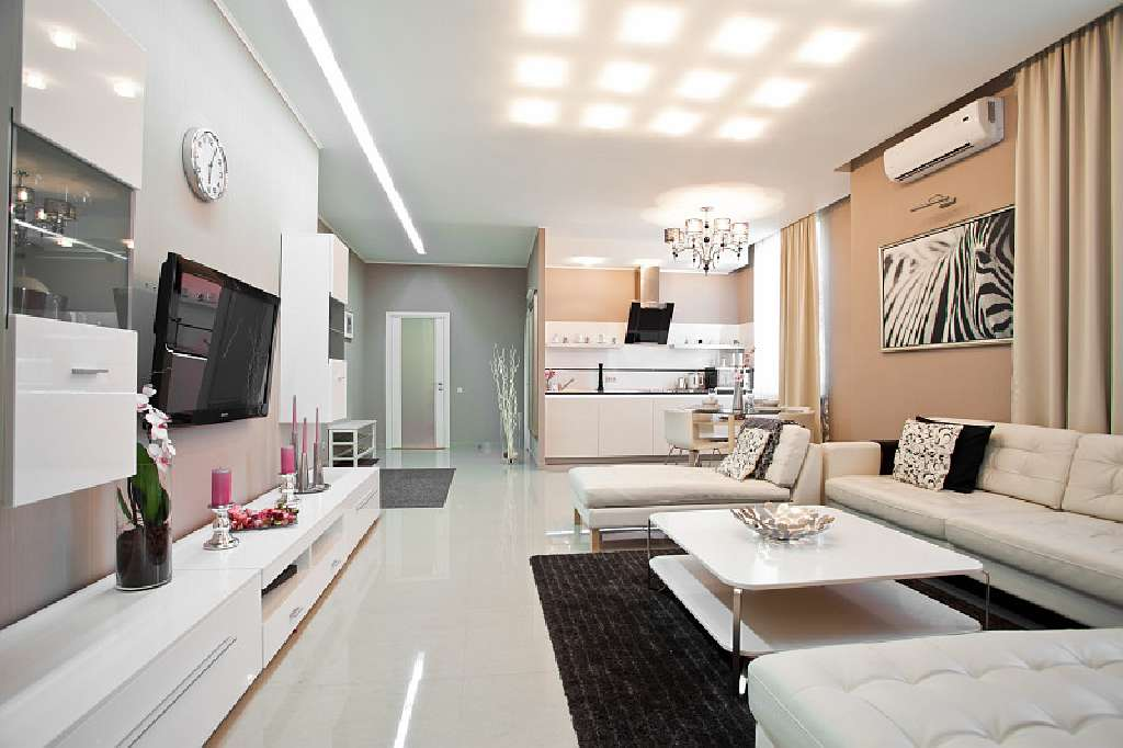 Дизайн 1 комнатной квартиры в минске