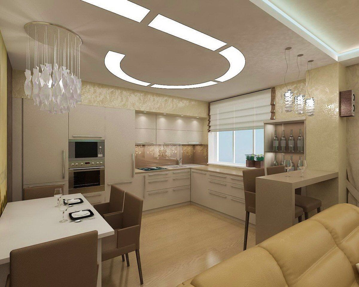 Фото дизайна 3 х комнатных квартир