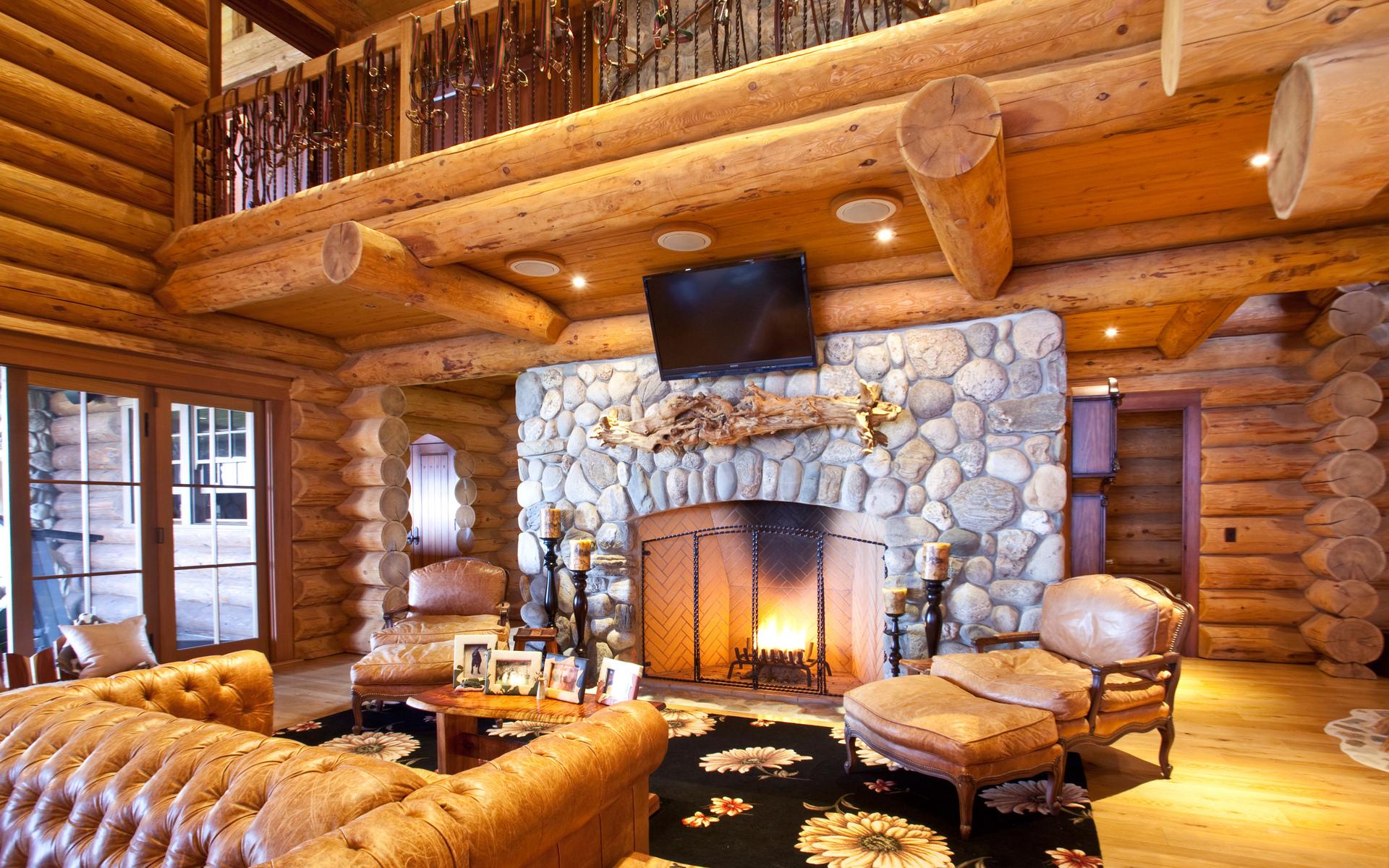 Дизайнерские проекты деревянных домов