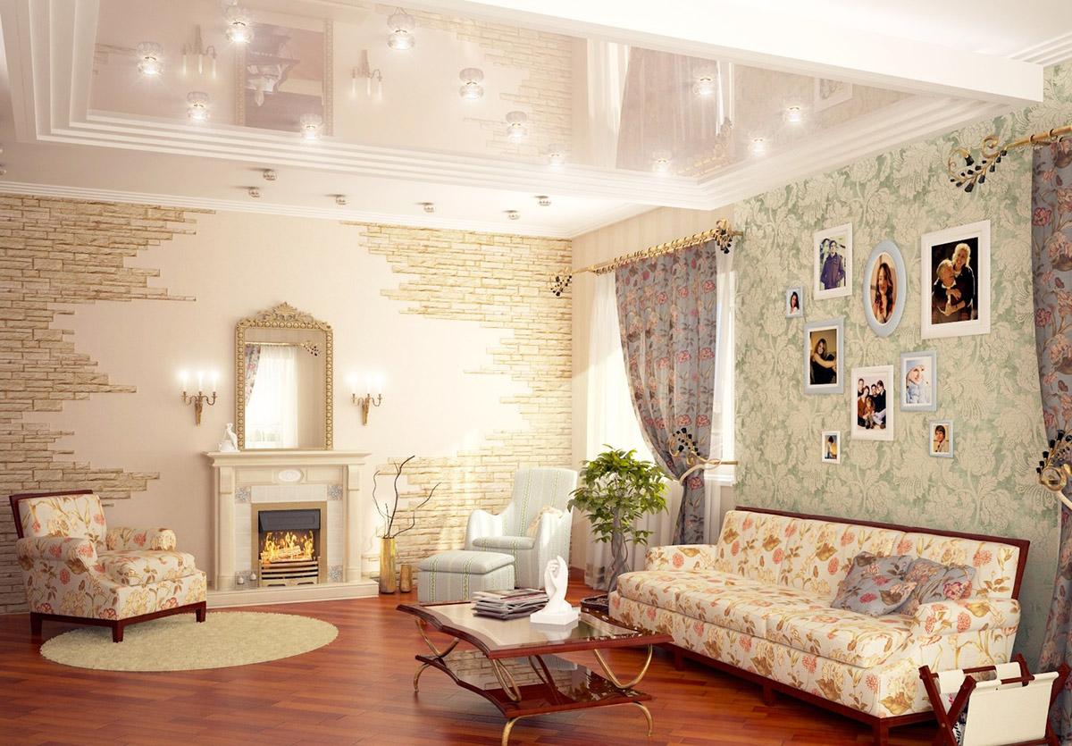 Дизайн квартир прованс