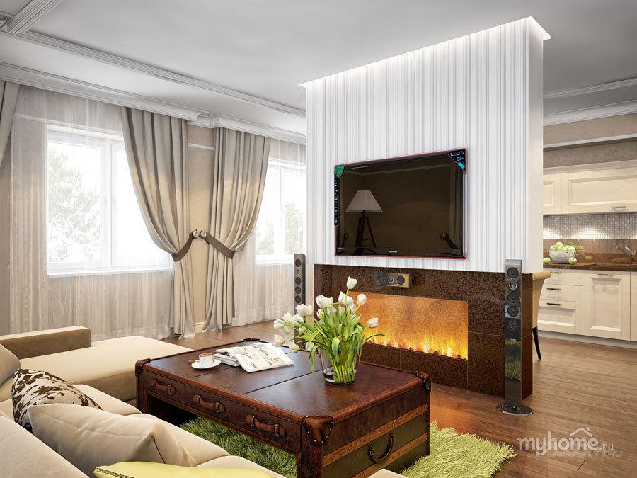 Интерьер квартир в самаре фото