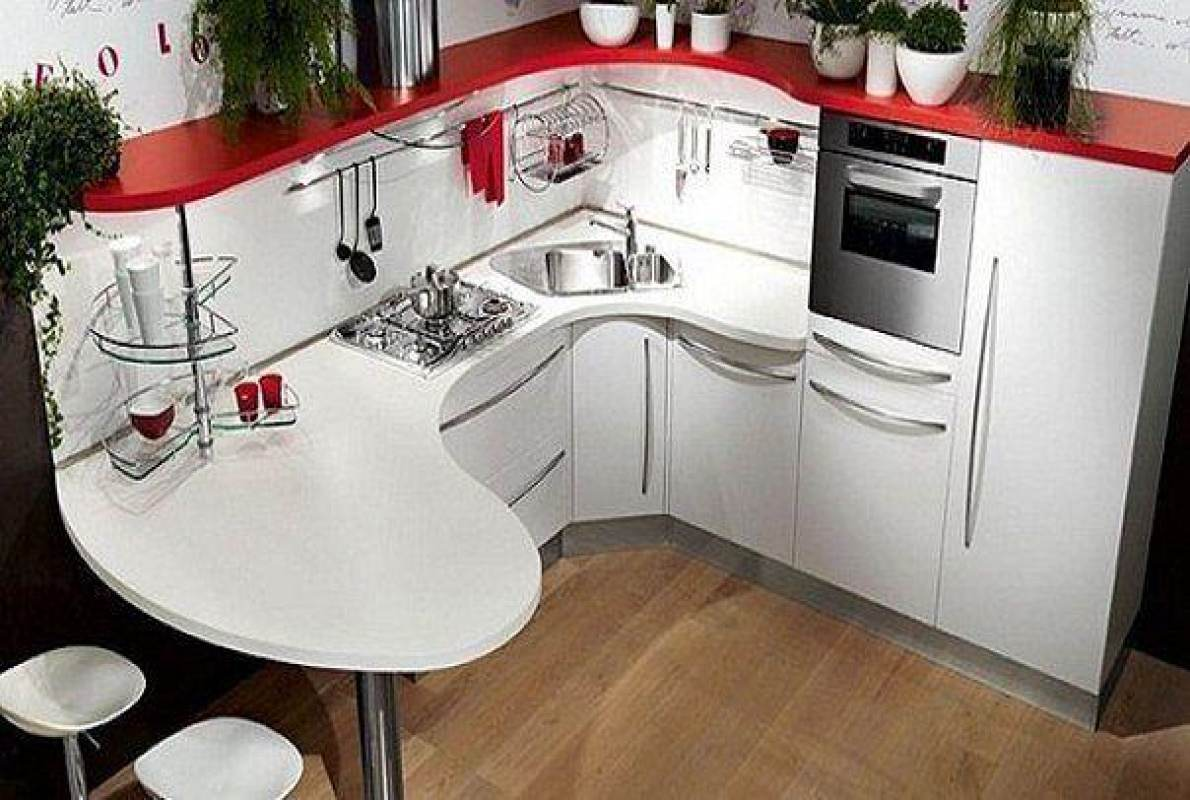 Дизайн кухни идеи для маленькой кухни