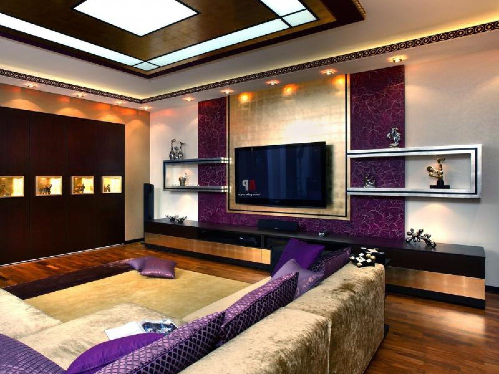 Дизайн зала длинного в квартире