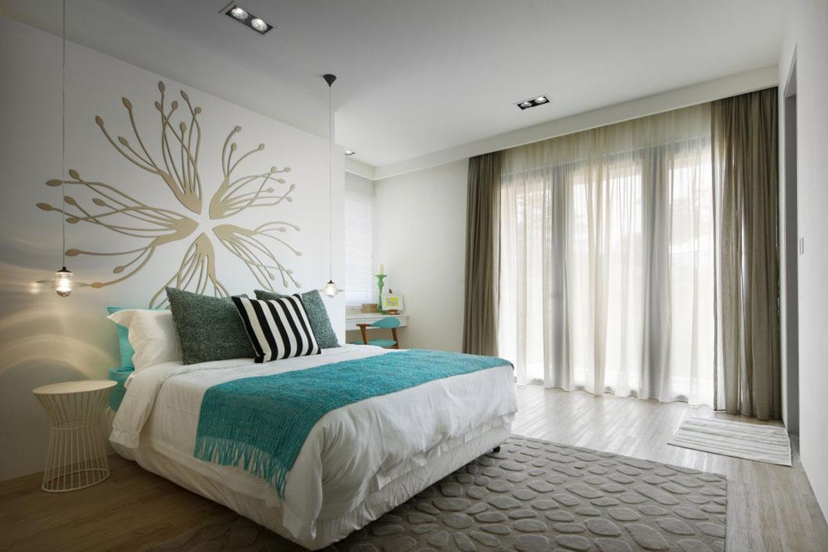 Интерьер спальни в квартире фото в современном