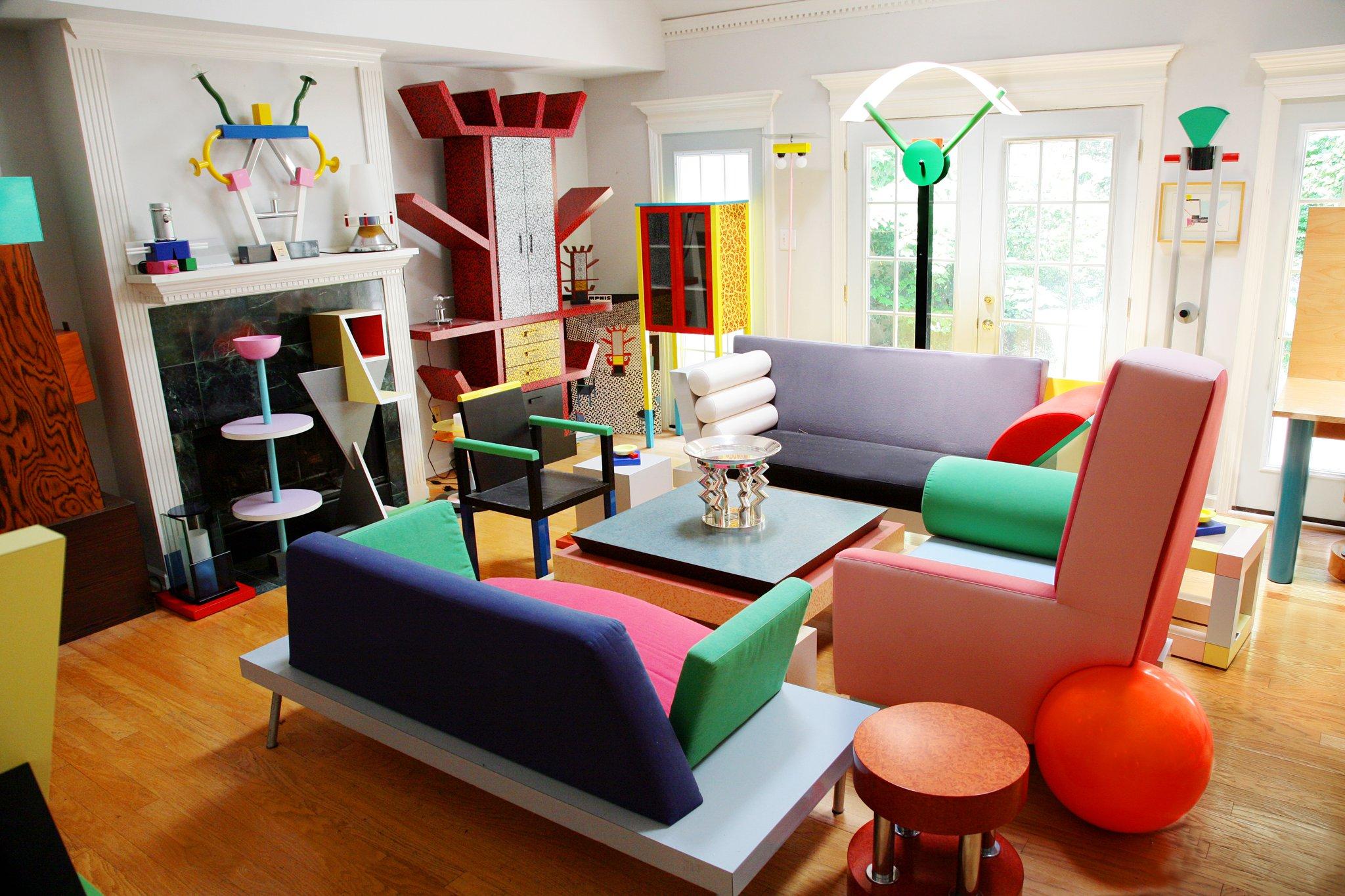 Стиль и дизайн мебели на